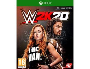 WWE 2K20 SPORTIVO - XBOX ONE