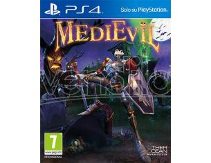 MEDIEVIL AVVENTURA - PLAYSTATION 4