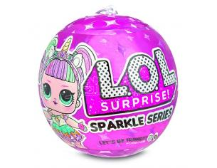 LOL SURPRISE SPARKLE BAMBOLINE - BAMBOLE E ACCESSORI