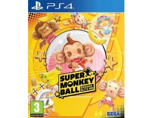 SUPER MONKEY BALL BANANA BLITZ HD PARTY GAME - PLAYSTATION 4