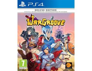 WARGROOVE GIOCO DI RUOLO (RPG) - PLAYSTATION 4