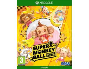 SUPER MONKEY BALL BANANA BLITZ HD PARTY GAME - XBOX ONE
