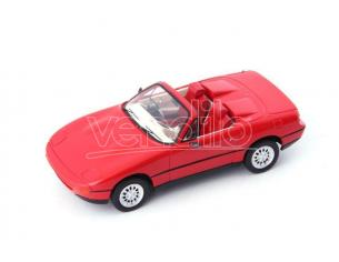 Autocult ATC06021 MAZDA MX-5 MIATA CONCEPT DUO 101 V705 1984 RED 1:43 Modellino