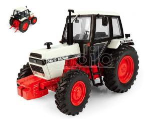 Universal Hobbies UH4279 TRATTORE DAVID BROWN 1490 4WD 1:32 Modellino