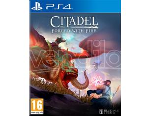 CITADEL: FORGED WITH FIRE MMORPG - PLAYSTATION 4