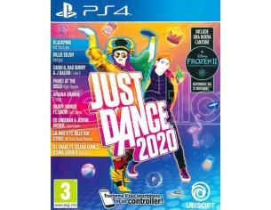 JUST DANCE 2020 SOCIAL GAMES - PLAYSTATION 4