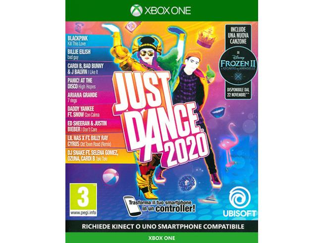 JUST DANCE 2020 SOCIAL GAMES - XBOX ONE