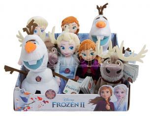 Frozen 2 Talking Small Peluche Disney - Peluche