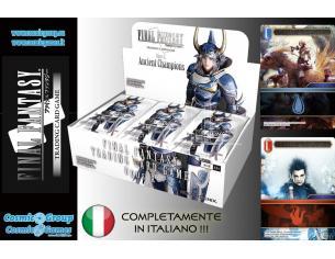 SQUARE ENIX FFTCG OPUS X BOOSTERS BOX ITALIAN (36) GIOCO DA TAVOLO