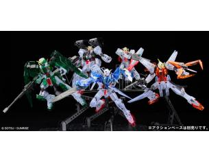 BANDAI MODEL KIT HG GUNDAM 00 1ST SEASON CLEAR SET 1/144 MODEL KIT