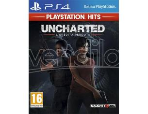UNCHARTED: L'EREDITA' PERDUTA PS HITS AZIONE AVVENTURA - PLAYSTATION 4