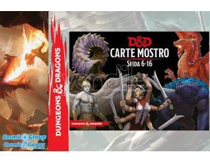 ASTERION D&D V ED. CARTE MOSTRO SFIDA 6-16 ACCESSORI