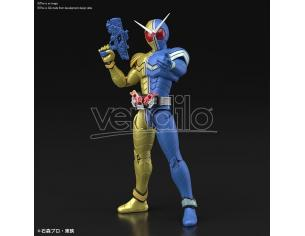 Bandai Model Kit Figura Rise Kamen Rider Double Lunatrigg Model Kit