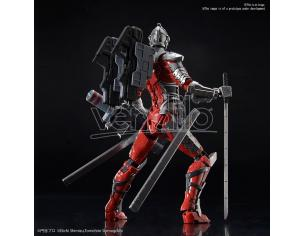Bandai Model Kit Figura Rise Ultraman Suit 7.3 Full 1/12 Model Kit