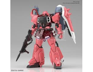 BANDAI MODEL KIT MG ZAKU GUNN WARRIOR LUNAMARIA 1/100 MODEL KIT