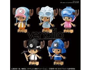 BANDAI MODEL KIT ONE PIECE CHOPPER ROBO 20TH ANN BOX SET MODEL KIT