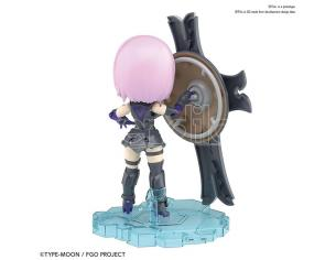 BANDAI MODEL KIT PETIT RITS SHIELDER MASH KYRIELIGHT MODEL KIT