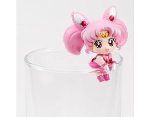 MEGAHOUSE SAILOR MOON OCHATOMO COSMIC HEART CAFE(8 MINI FIGURA