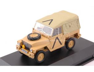 Oxford OXF43LRL008 LAND ROVER LIGHTWEIGHT SOFT TOP GULF WAR 1:43 Modellino