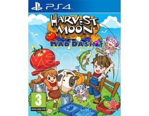 HARVEST MOON MAD DASH GIOCO DI RUOLO (RPG) - PLAYSTATION 4