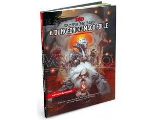 DUNGEONS&DRAGONS 5ED-WATERDEEP MAGOFOLLE GIOCHI DA TAVOLO - TAVOLO/SOCIETA'