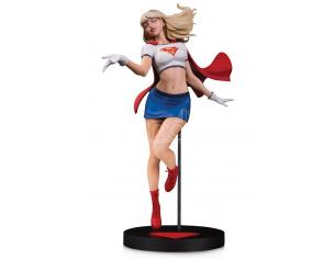 DC DIRECT DC DES SER SUPERGIRL BY STANLEY LAU STATUA