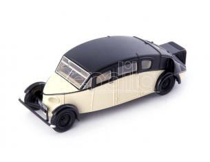 Autocult ATC04022 BURNEY R-100 STREAMLINE 1930 BLACK-IVORY 1:43 Modellino