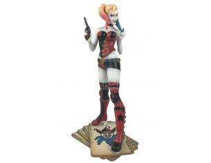 DIAMOND SELECT DC GALLERY HARLEY QUINN REBIRTH FIG STATUA