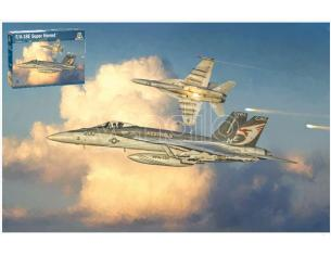 Italeri IT2791 F/A 18E SUPERHORNET KIT 1:48 Modellino