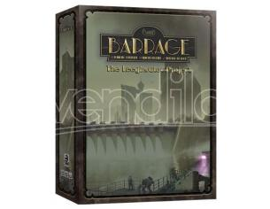 BARRAGE: THE LEEGHWATER PROJECT GIOCHI DA TAVOLO - TAVOLO/SOCIETA'