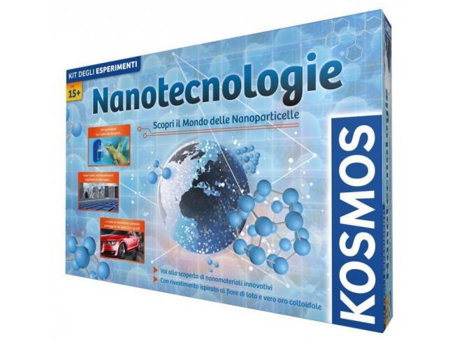 NANOTECNOLOGIE EDUCATIVO - GIOCHI EDUCATIVI