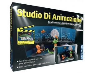 STUDIO DI ANIMAZIONE EDUCATIVO - GIOCHI EDUCATIVI