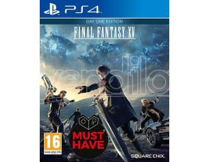 FINAL FANTASY XV MUSTHAVE GIOCO DI RUOLO (RPG) - PLAYSTATION 4