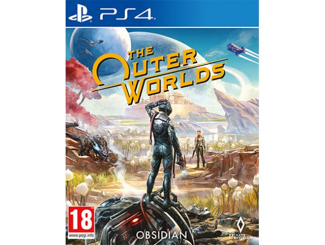 THE OUTER WORLDS AZIONE - PLAYSTATION 4