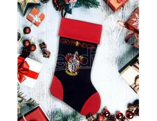 Harry Potter Cinereplicas Grifondoro Natale Calza Befana Decorazioni Natale