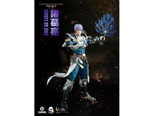 Threezero - Statua Zhu GE Liang, 15 cm Honor of Kings Action Figure