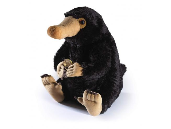 Peluche Niffler Animali Fantasticis 25 Cm Noble Collection