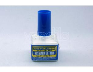 Gunze GUMS232 ACCOLLANTE PER DECALS 40 ml Modellino