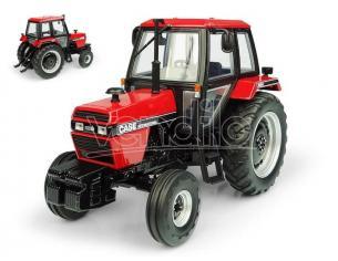 Universal Hobbies UH6209 TRATTORE CASE INTERNATIONAL 1494 4WD RED/BLACK VERSION 1:32 Modellino