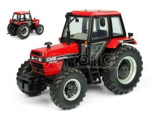 Universal Hobbies UH6210 TRATTORE CASE INTERNATIONAL 1494 4WD RED/BLACK VERSION 1:32 Modellino