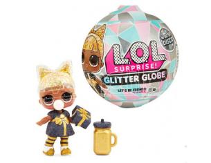 LOL GLITTER GLOBE WINTER DISCO BAMBOLINE - BAMBOLE E ACCESSORI