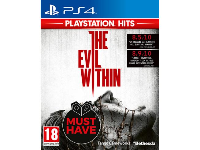 THE EVIL WITHIN PS HITS MUSTHAVE AZIONE - PLAYSTATION 4