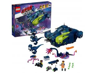 LEGO MOVIE 2 70835 - IL REXPLORER DI REX!