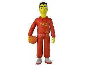 Simpson Yao Ming 25 Anniversario Serie 1 Figura 12,7 cm Action Neca