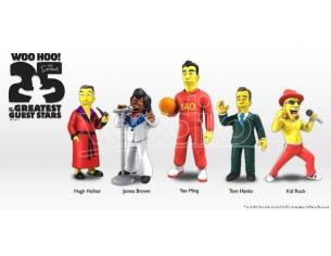 Simpson Tom Hanks 25 Anniversario Serie 1 Figura 12,7 cm Action Neca