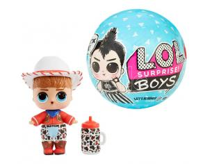 LOL SURPRISE BOYS BAMBOLINE - BAMBOLE E ACCESSORI