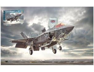 Italeri IT1425 F-35 B LIGHTNING II KIT 1:72 Modellino