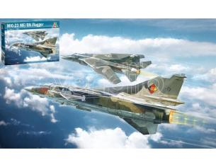 Italeri IT2798 MIG-23 MF/BN FLOGGER KIT 1:48 Modellino