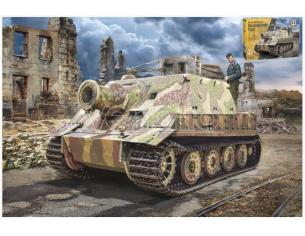 Italeri IT6573 38 cm RW61 AUS STURMMORSER TIGER KIT 1:35 Modellino
