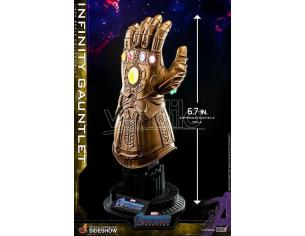 Avengers Endgame Guanto Thanos Replica 1/4 Infinity Gauntlet Hot Toys